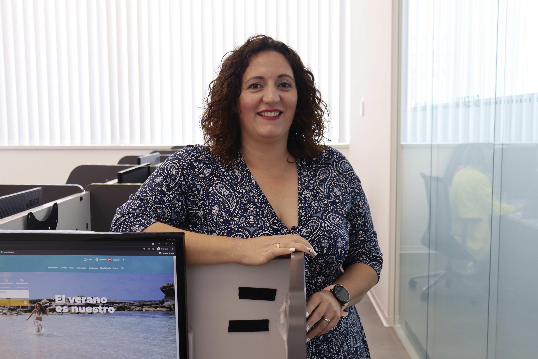 Ana Martí, supervisora del Contact Center: «Es clave saber escuchar y ser empático con el cliente»
