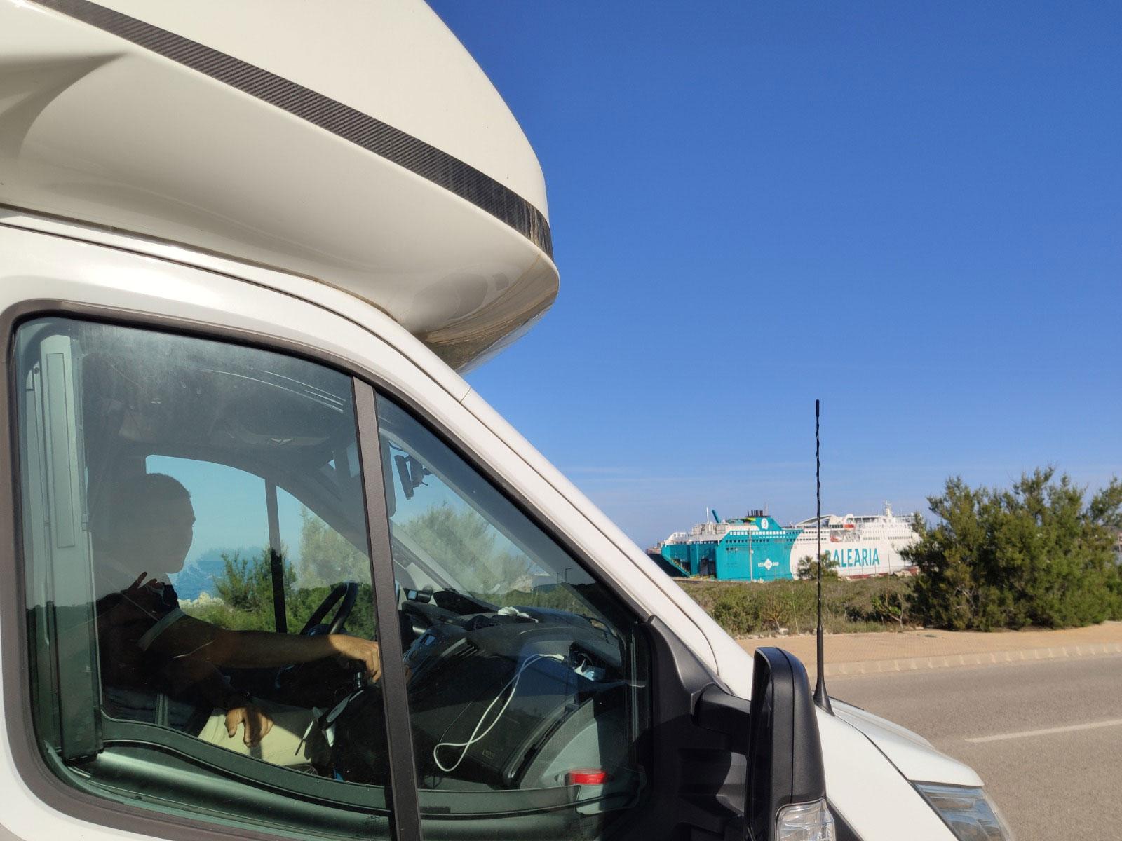 Consejos para viajarconautocaravana a Mallorca